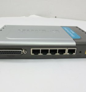 Продам роутер D-link di-704p принт-сервер LPT порт