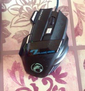 Игровая мышь 7o gaming mouse
