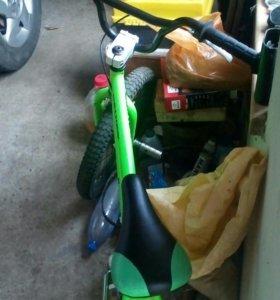 Велосипед трюковой BMX