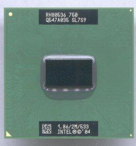 Intel Pentium M 750