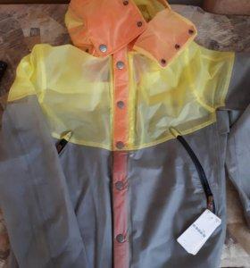 Новая куртка diadora