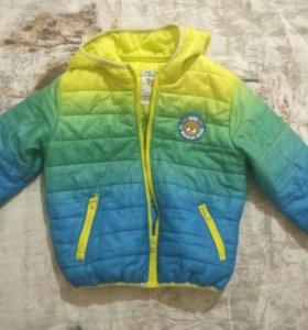 Осенне-весенняя куртка LC Waikikki