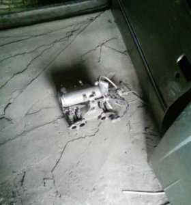 Коллектор впускной ваз 2110 инжектор 8-ми клап.