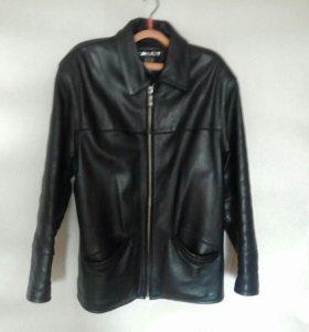 Куртка кожанная(XXL)