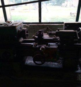 токарный станок