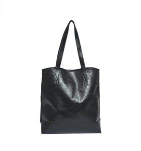 Новая сумка женская черная