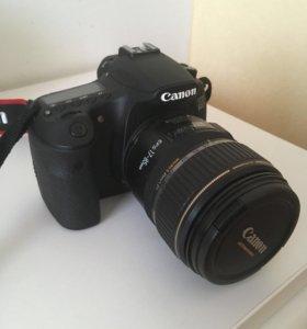 Фотоаппарат Canon EOS 60D KIT 17-85 IS