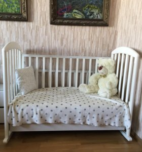 Детская кровать Pampolina