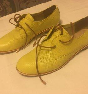 Туфли кожаные 👞