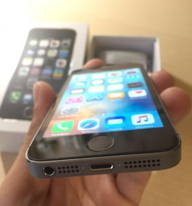 iPhone 5s 32g space gray