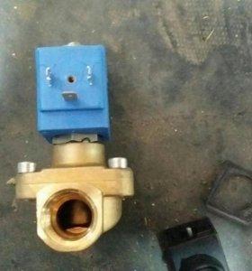 Клапан электромагнитный для вод