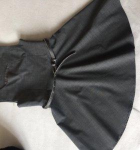 Школьная форма и три блузки