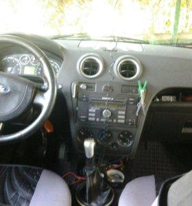 Форд фьюжен