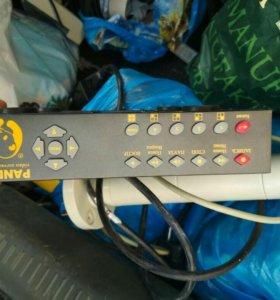 PANDA Fonet.vga - 4-х канальный сетевой видеор
