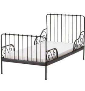 Раздвижная Кровать Миннен - IKEA + матрас