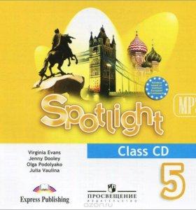 решебник spotlight 5 класс решебник 2018 год