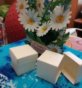 Коробочка 5,5х5,5х6 см