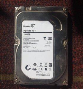 Жёсткий диск 1Tb