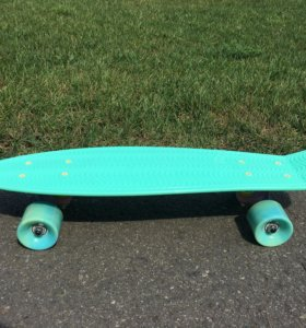 Скейт мини круизер Пластборд 6 x 22.5 (57.2 см)