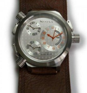 часы HEAVY DUTY BROWN AUTOMECH