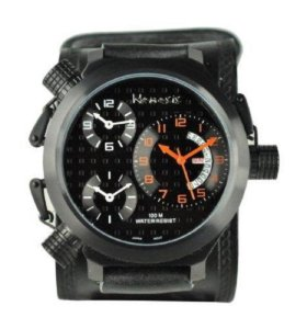 часы SIGNATURE 3-ZONE ALL BLACK