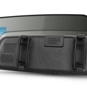 Зеркало видеорегистратор с 1 камерой