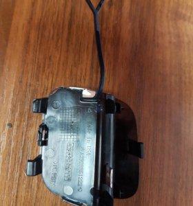 Заглушка бампера переднего mercedes-benz