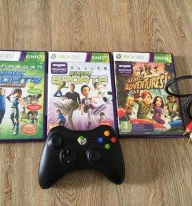 Xbox 360(250gb +Kinect)