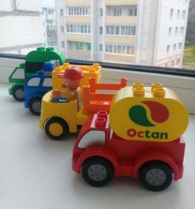 Машинки Лего