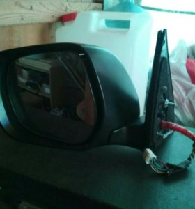 Зеркало на Тойота Ленд Крузер Прадо