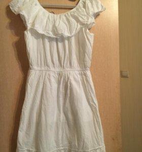 Легкое,новое платье