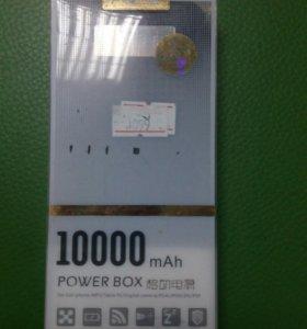 Power blank