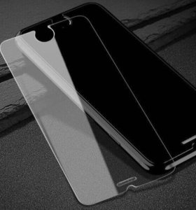 Стекло защитное на iPhone7/7plus/8/8plus/X/6/6+/SE