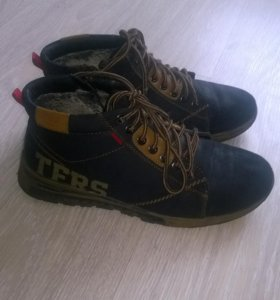 Ботинки зимние Тофа