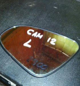 Зеркальный элемент на Тойота камри v-50