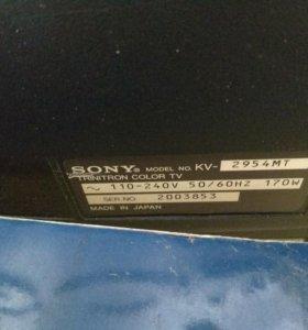 Телевизор Sony 70 см