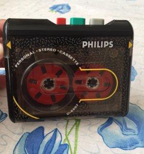 Плеер филипс 1978г