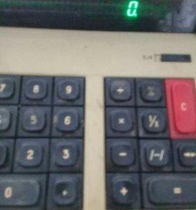 советский микрокалькулятор Электроника МК -42
