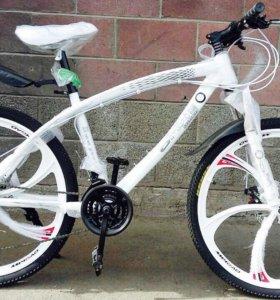 Велосипед BMW на дисках бмв