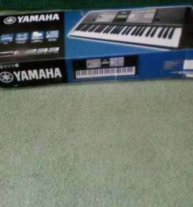 Синтезатор-YAMAHA