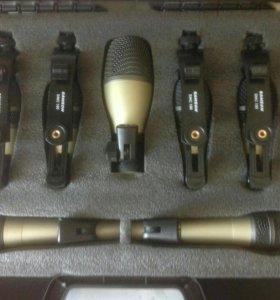 Комплект микрофонов для ударных