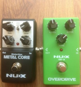Distortion,Overdrive