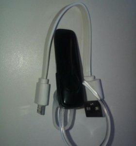 Гарнитура ANBES Bluetooth VLG-001