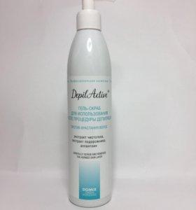 Гель-скраб против врастания волос DepilActive