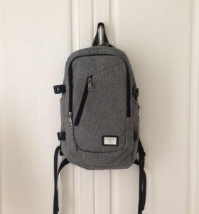 Новый Стильный рюкзак с зарядкой USB Лучшая цена❗️