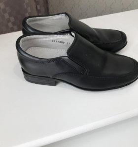 Туфли для мальчика р. 27