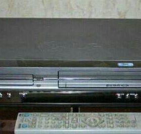 DVD + VHS Видеомагнитофон LG