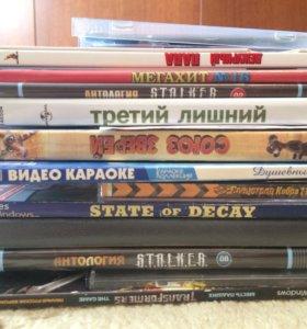 Продаю игры и фильмы