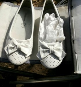 Туфли для школы.