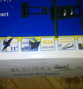"""Настенное крепление для ТВ """"Resonans PS520"""""""